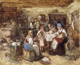 Bruck, Lajos - Reading Aloud
