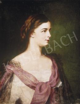 Ismeretlen festő - Erzsébet királyné
