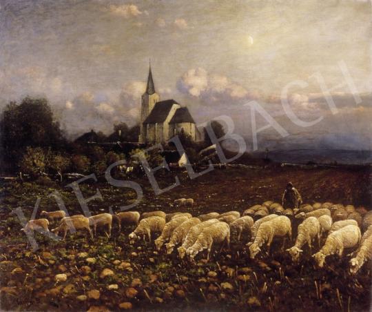 K. Spányi Béla - Est | 1. Aukció aukció / 108 tétel