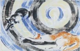 Móricz, Margit, - Sunbathing Cats