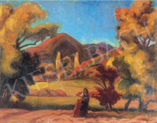 Ismeretlen festő - Nagybánya | 1. Aukció aukció / 172 tétel