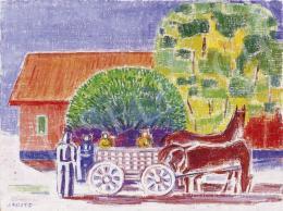 Járitz, Józsa - Horse - Cab