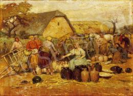 Deák Ébner, Lajos - In the Fair