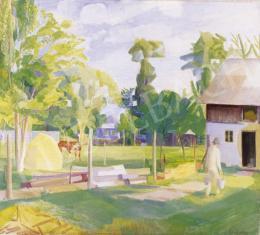 Szobotka, Imre - Nagybánya Landscape