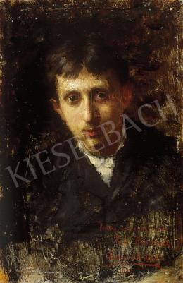 Jendrassik, Jenő - Self-Portrait