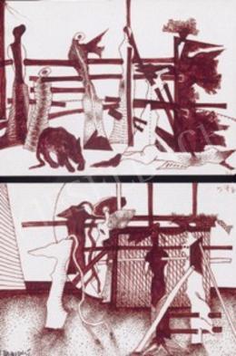 Kazovszkij, El - Színpadi jelenet