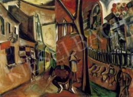 Gyenes Gitta - Római tangóharmonikás