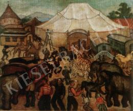 Román György - Cirkusz