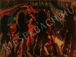 Román György - Akasztás a cirkuszban