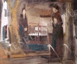 Farkas István - Fekete nők (Fekete ruhás nők) (1931)