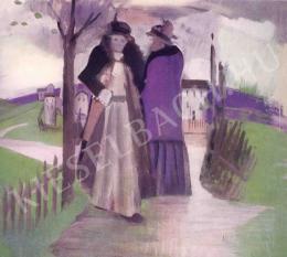 Farkas István - Sétány (Vihar után) (1934)