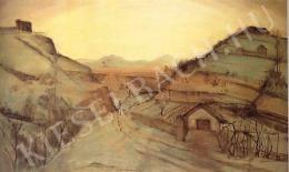 Farkas István - Szigligeti hegyek (1937)