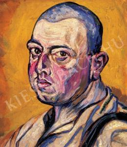 Scheiber, Hugó - Self Portrait