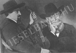 Rippl-Rónai József - A művész apja és öccse