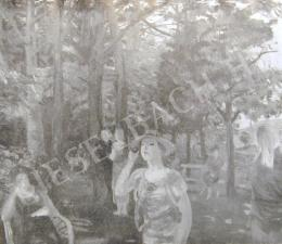 Bernáth Aurél - Pöstyéni park (1935)