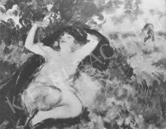 Csók István - Juda gyűrűje festménye