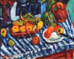 Czóbel Béla - Gyümölccsendélet (1929)