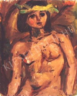 Czóbel Béla - Múzsa (1930)
