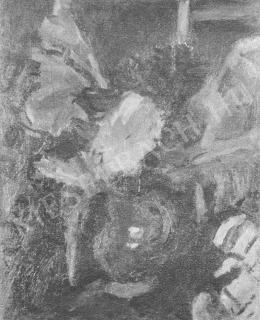 Czóbel Béla - Virágok