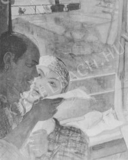 Derkovits Gyula - Végzés (1930)