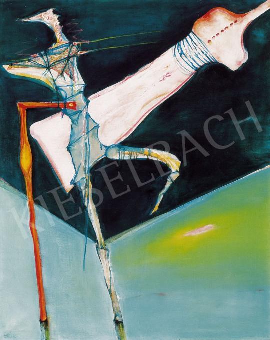 Kazovszkij, El - Távozó Chimaera, (Szent György távozó Chimaerával) | 21. Aukció aukció / 161 tétel