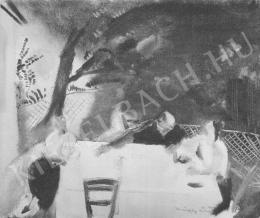 Márffy Ödön - Vacsorázó társaság (1930)