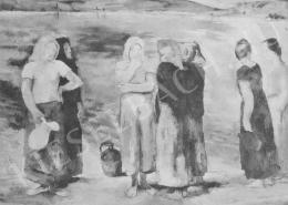Szőnyi, István - Women by the Waterside (1930)