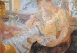 Szőnyi, István - Breakfast (1937)