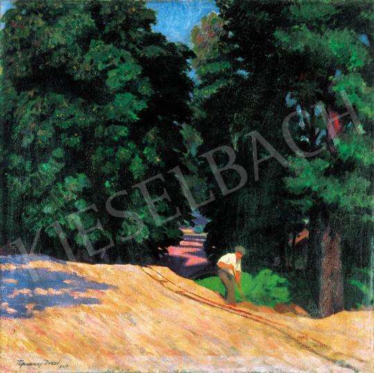 Tipary Dezső - Út mellett | 21. Aukció aukció / 168 tétel