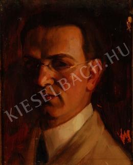 Csermely János - Önarckép