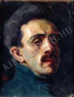 Erdei Viktor - Önarckép