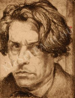 Gallé Tibor - Önarckép