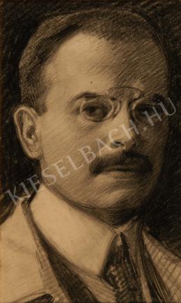 Geiger, Richárd - Self-Portrait