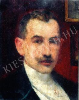 Kosztolányi Kann, Gyula - Self-Portrait