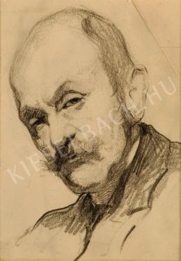 Neogrády, Antal - Self-Portrait