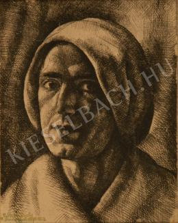 Patkó, Károly - Self-Portrait