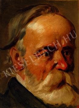 Roskovics, Ignác - Self-Portrait