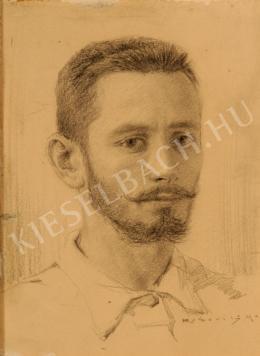 Rubovics Márk - Önarckép