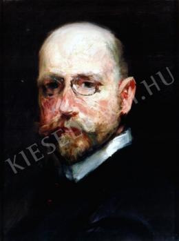 Strobentz, Frigyes - Self-Portrait