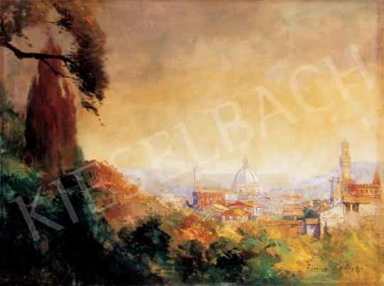 Háry Gyula - Firenze | 26. Aukció aukció / 3 tétel