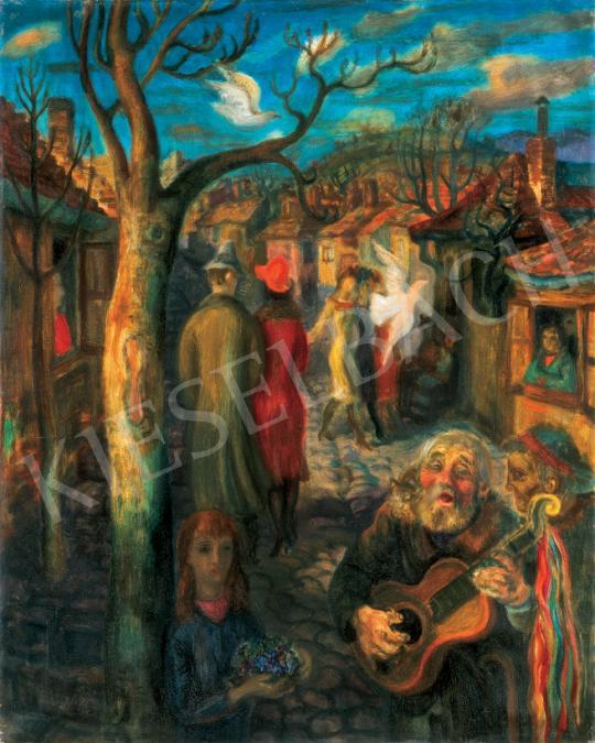 Szabó, Vladimir - Walk in the Tabán | 26th Auction auction / 6 Item
