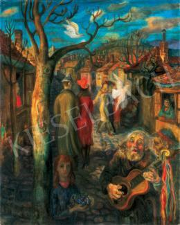 Szabó Vladimir - Tabáni séta