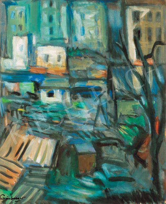 Schönberger Armand - Város | 26. Aukció aukció / 9 tétel