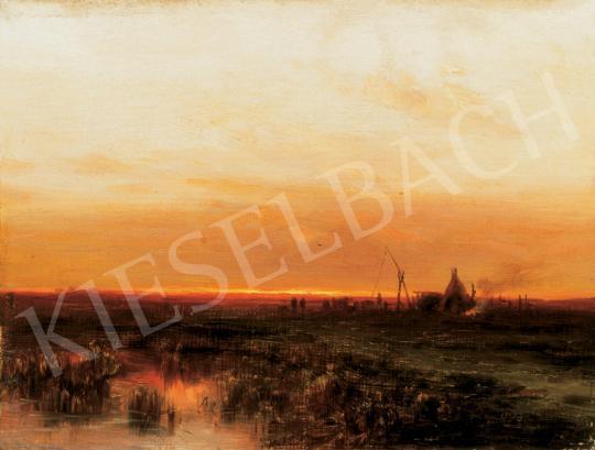 Böhm Pál - Emlékek a pusztáról | 26. Aukció aukció / 20 tétel