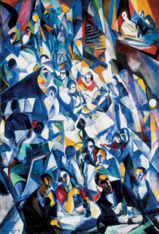 Schönberger Armand - Kabaré | 26. Aukció aukció / 24 tétel
