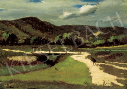 Fényes Adolf - Hidegkúti hegyek | 26. Aukció aukció / 27 tétel