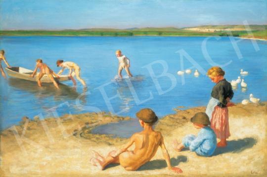Glatz Oszkár - Vízparton   26. Aukció aukció / 44 tétel