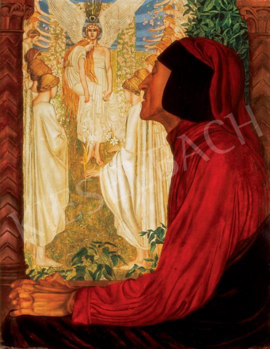 Kacziány Aladár - Dante álma | 26. Aukció aukció / 47 tétel