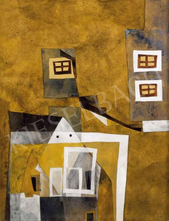 Vajda Lajos - Lebegő házak   26. Aukció aukció / 87 tétel
