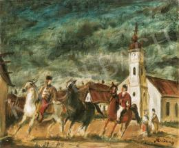 Rudnay, Gyula - Riders